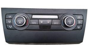 Modulo de Control de Aire Acondicionado BMW E81, E82, E87, E88, E90, E91 E92, E93 No OEM 64119119686-0