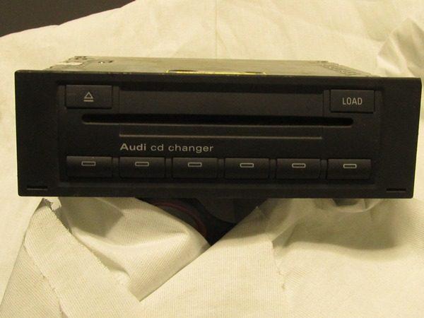 Cambiador De Discos Compactos (cd) Audi A4 8e0035111-442