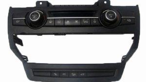Modulo de Control con Marco de Aire Acondicionado BMW X5 X6No OEM 64119140712 -0