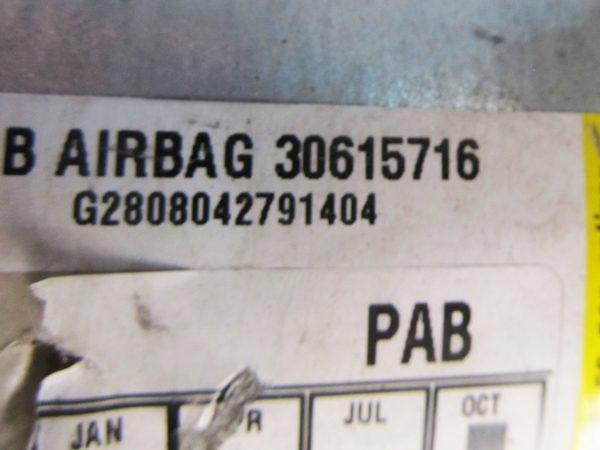 Bolsa de Aire del (Airbag) Copiloto Volvo C70, S40, V50 No OEM 30615716-7665