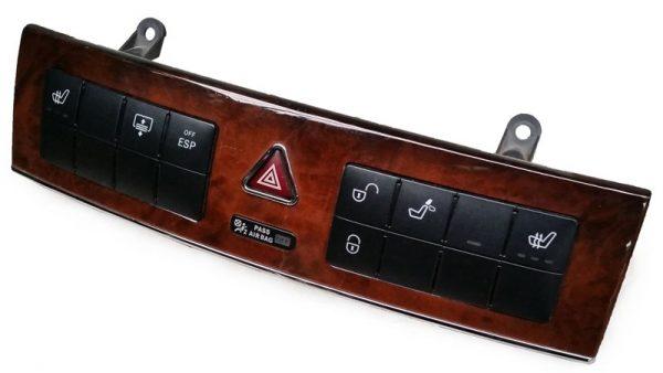 Modulo de Control Central Mercedes Benz CLK-Class No OEM 2038709710-0