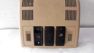 Switch superior (techo) BMW X3 51443400123 OEM-0