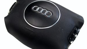 Bolsa de Aire (Airbag) Volante Audi No OEM 8E0880201AF-0
