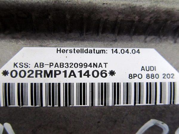 Bolsa de Aire (Airbag) Copiloto Audi A3 No OEM 8P0880202-7870