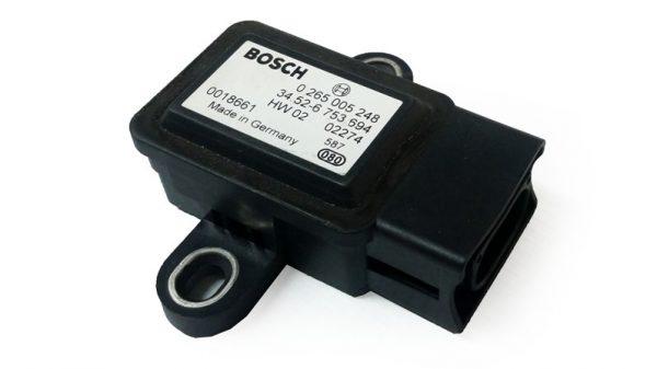 Sensor de velocidad DSC BMW E46 E39 E38 X5 E53 Z8 E52 No OEM 34526753694-0