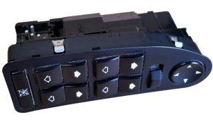 Control de Ventanas y Espejos BMW E39 E38 No OEM 61316904306 -0