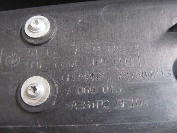 Consola Central BMW No OEM 51167034086-4426