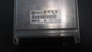 Modulo de Control de Transmision (ECU) Volkswagen OEM No 3B0907551BA-0