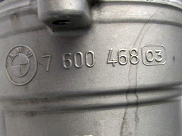 Porta Filtro de Aceite BMW F20 F21 F30 No OEM 11417600468-8291
