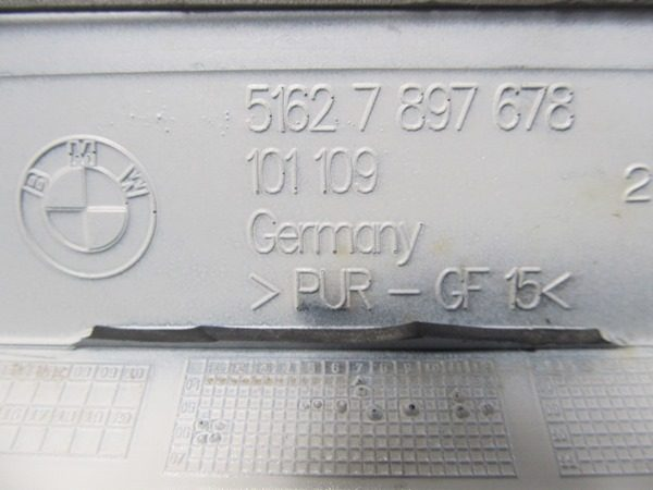 Aleron BMW E60 No OEM 51627897678-7398