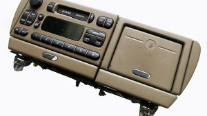 Radio Caset Jaguar S-Type No OEM XR8F-18K876-0
