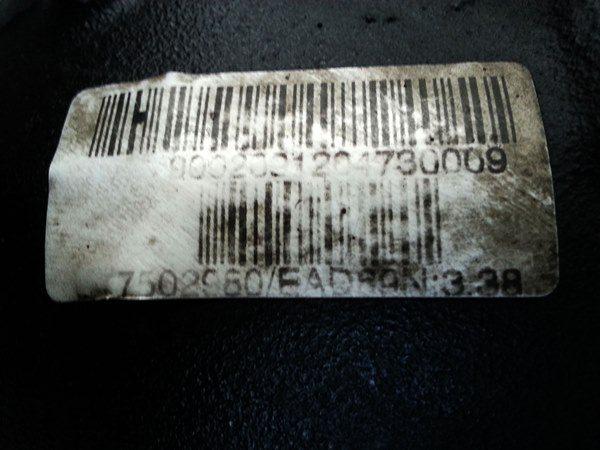 Diferencial Trasero BMW E65 E66 BMW No OEM 33107502980-7989