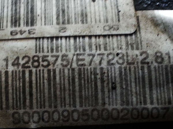 Diferencial Trasero BMW E39 No OEM 33101428575-7979