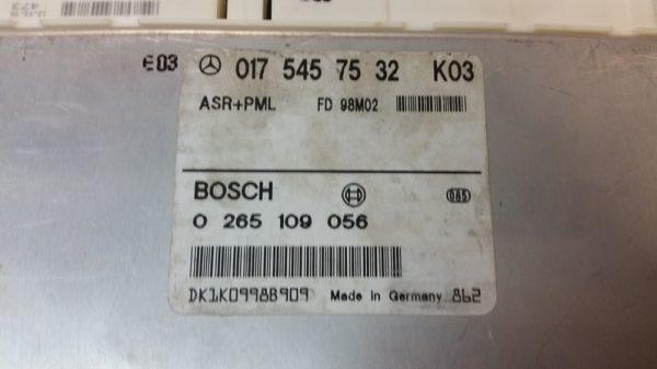Modulo de Control (ARS) Mercedes Benz E-Class No OEM 0175457532-9033