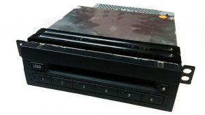 Cambiador CD BMW E70 X5 E71 E72 X6 E89 Z4 Mini Cooper R57 R55 R56 No OEM 65129125237 -0