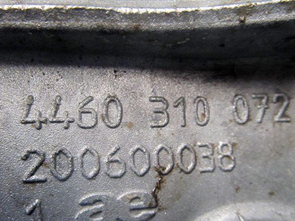Diferencial Trasera E70 X5 X6 BMW OEM NO 33107597992-9742