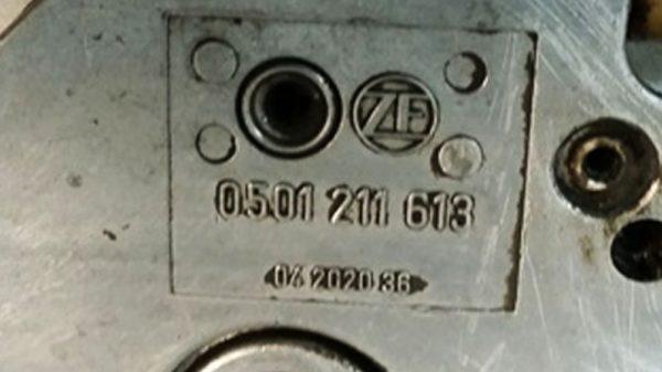 Selector Audi A6 A8 No OEM 0501211613-9868