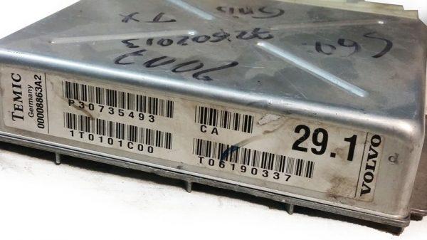 Modulo de Control de Transmision Volvo S60 V70 XC70 XC90 No OEM 30735493-10032