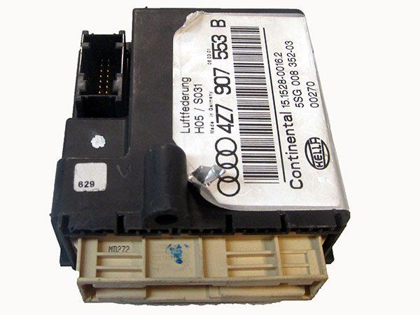 Modulo de control de suspensión de aire Audi Allroad oem no 4Z7907553B-0