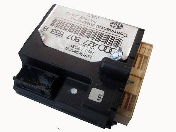 Modulo de control de suspensión de aire Audi Allroad oem no 4Z7907553B-10143