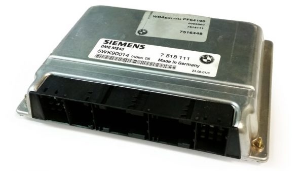 Modulo de Control (DME) BMW E46 No OEM 12147518111-0