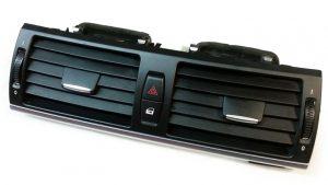 Rejilla Central Aire Acondicionado BMW X5 E70 OEM 64229220101