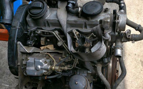 3/4 de Motor Volkswagen 1.9 TD (Turbo Diesel) Beetle, Golf, Jetta No OEM 038100090DX-10978