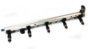 Tubo de Inyección con Inyectores Volvo C30 C70 S40 S60 V50 No OEM 31355799-0