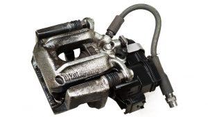 Caliper Trasero Izquierdo con Actuador BMW X3 F25 X4 F26 No OEM 34216791017-0